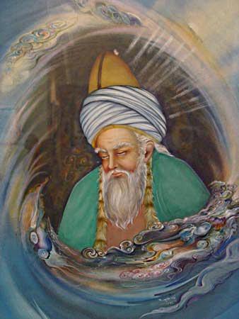 مولانا جلال الدین محمد مولوی